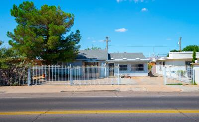 Single Family Home For Sale: 1507 Sioux Drive