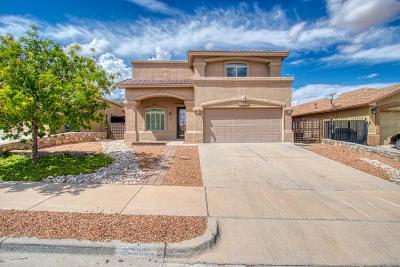 Horizon City Single Family Home For Sale: 13375 Emerald Tide Way