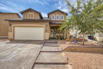 Horizon City Single Family Home For Sale: 13222 Wesleyan Avenue