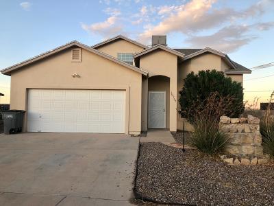 El Paso Rental For Rent: 10757 Blue Sage Circle