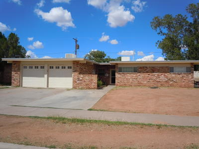 El Paso Single Family Home For Sale: 5305 Juliandra Avenue