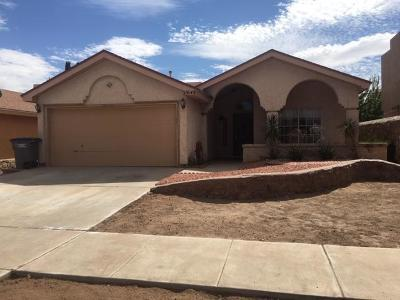 Single Family Home For Sale: 11648 Caballo Lake Drive