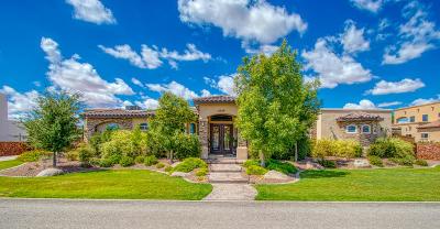 El Paso Single Family Home For Sale: 5529 Woodgreen Drive