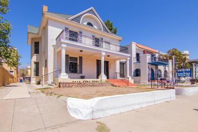 El Paso TX Single Family Home For Sale: $485,000