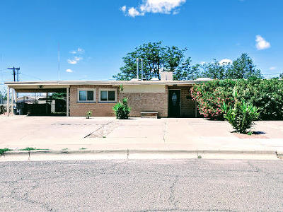 El Paso Single Family Home For Sale: 424 Cadwallader