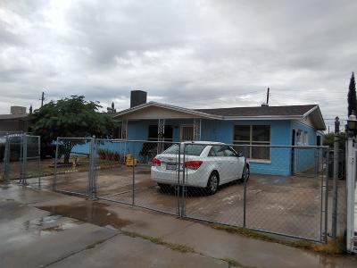 El Paso Single Family Home For Sale: 159 Durrill Road