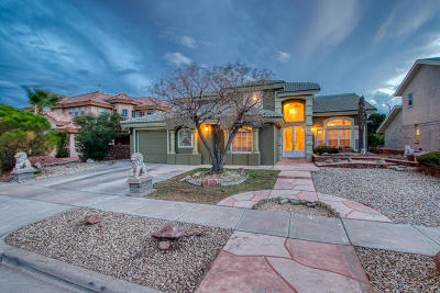 Single Family Home For Sale: 11924 Pueblo Dormido Way