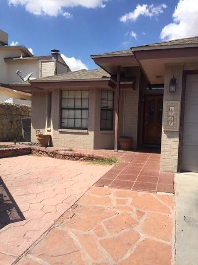 Single Family Home For Sale: 1787 Judith Resnik Drive