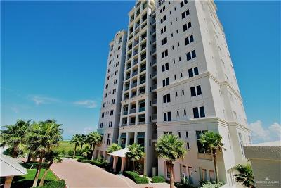South Padre Island Condo/Townhouse For Sale: 8500 Padre Boulevard #401N