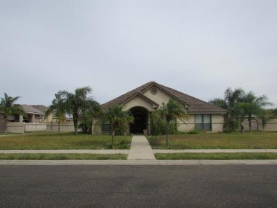 Pharr Single Family Home For Sale: 2003 S Dominique Drive