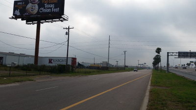 Alamo Commercial For Sale: 92 E Expressway 83