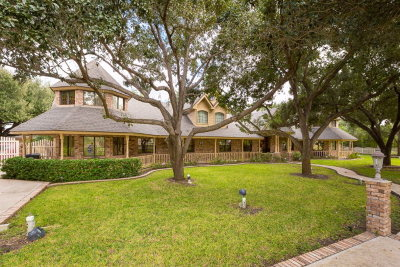 Mission Single Family Home For Sale: 2302 Bryan Road