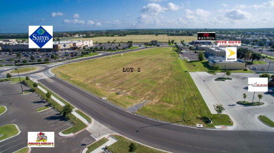 McAllen Residential Lots & Land For Sale: Tbd Valencia Marketplace