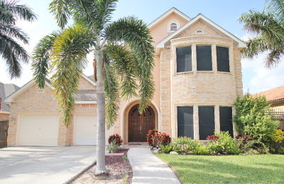 McAllen Single Family Home For Sale: 2213 H Street