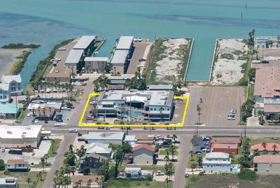 Cameron County Commercial For Sale: 1601 Padre Boulevard