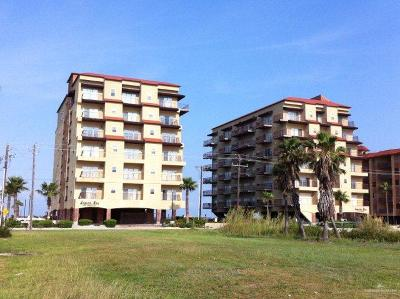 South Padre Island Condo/Townhouse For Sale: 200 W Constellation Drive #S601