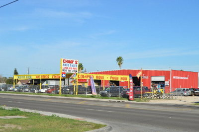 Mission Commercial For Sale: 5304 N La Homa Road