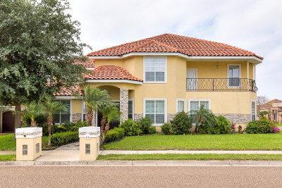 McAllen Single Family Home For Sale: 413 Auburn Avenue