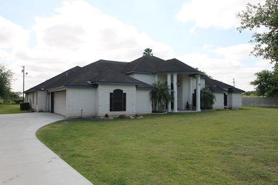 Weslaco Single Family Home For Sale: 1526 W Mile 9 1/4