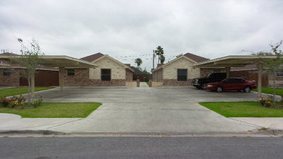 Pharr Multi Family Home For Sale: 201 Albatross Avenue