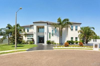 Pharr Single Family Home For Sale: 2102 S Angelina Marie Drive