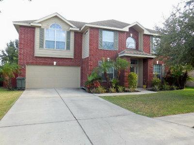 Mission Single Family Home For Sale: 3012 San Sebastian