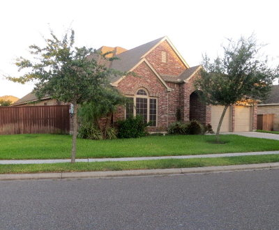 Mission Single Family Home For Sale: 4405 Santa Olivia