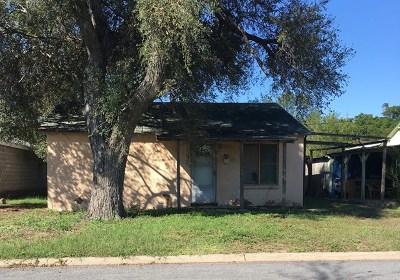 McAllen Single Family Home For Sale: 315 N 3rd Street