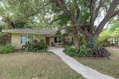 McAllen Single Family Home For Sale: 412 E Dallas