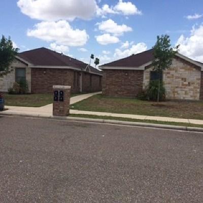 Pharr Multi Family Home For Sale: 3800 Radisson Avenue