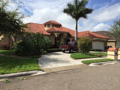 McAllen Single Family Home For Sale: 1817 Jefferson Avenue