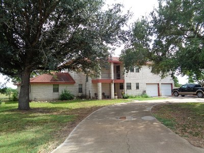 Mission Single Family Home For Sale: 11010 Moorefield Road