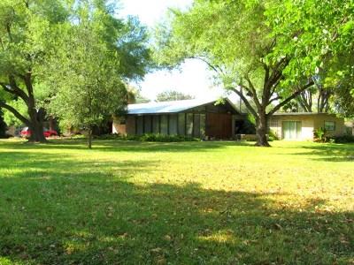 Pharr Single Family Home For Sale: 510 W Rosemary Avenue