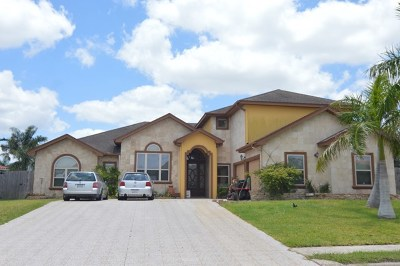 Brownsville Single Family Home For Sale: 3218 Noble Drive