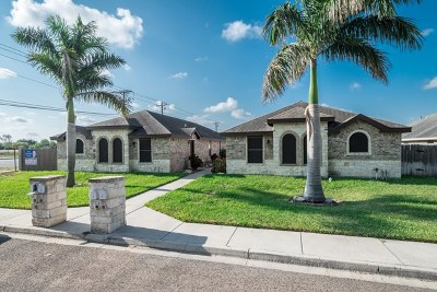 Edinburg Multi Family Home For Sale: 2202 Candlelight Lane