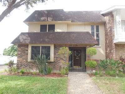 McAllen TX Condo/Townhouse For Sale: $129,900