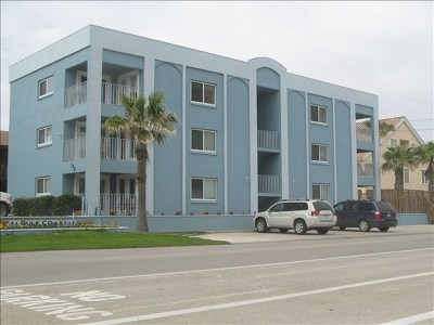 South Padre Island Condo/Townhouse For Sale: 132 E Gardenia Street #6