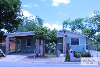Brownsville Multi Family Home For Sale: 724 San Pedro