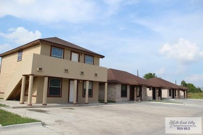 Brownsville Multi Family Home For Sale: 4 Impala Court