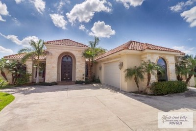 Brownsville Single Family Home For Sale: 3112 Emerald Valley Blvd