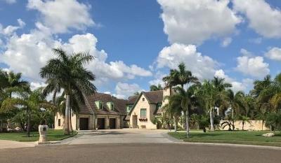 Pharr Single Family Home For Sale: 1004 W Inspiration Drive