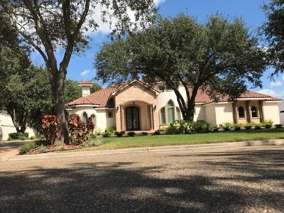 McAllen Single Family Home For Sale: 801 E Sundown Drive