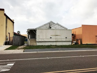 South Padre Island Commercial For Sale: 103 Marlin Street