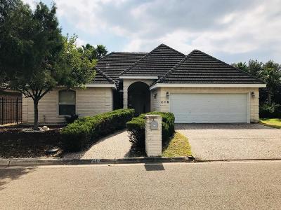 Mission Single Family Home For Sale: 210 Rio Grande Drive