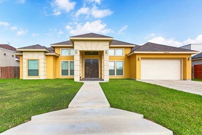 Brownsville Single Family Home For Sale: 5602 Whisperwind Way