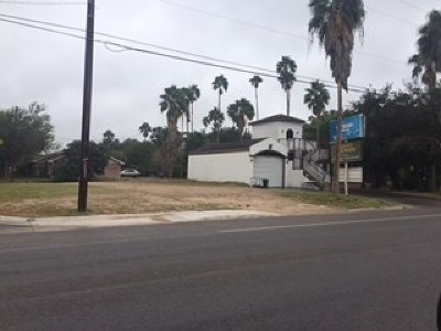 Commercial For Sale: 1207 S Cage Blvd