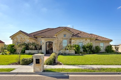 McAllen Single Family Home For Sale: 10617 28th Street