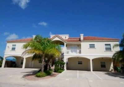 South Padre Island Condo/Townhouse For Sale: 102 E Gardenia Street #1&2