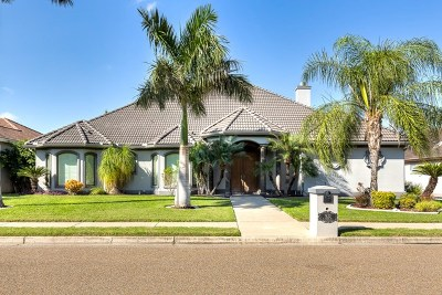 McAllen Single Family Home For Sale: 7433 5th Street