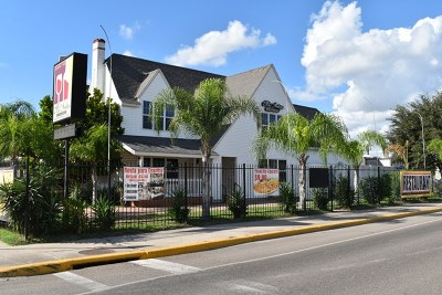Mission Commercial For Sale: 1505 N Conway Avenue